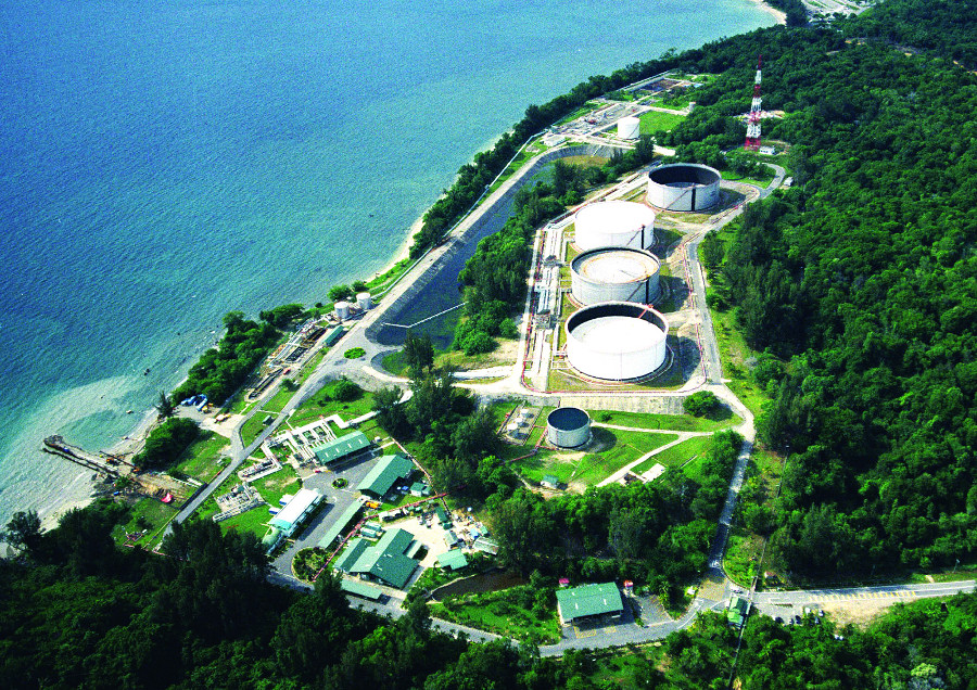 Labuan Crude Oil Terminal (LCOT)